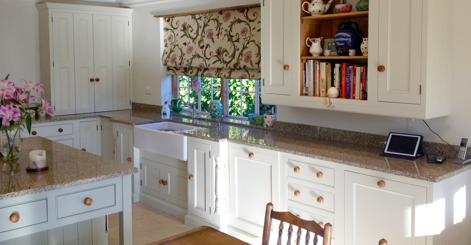 handpainted-kitchen design dorset